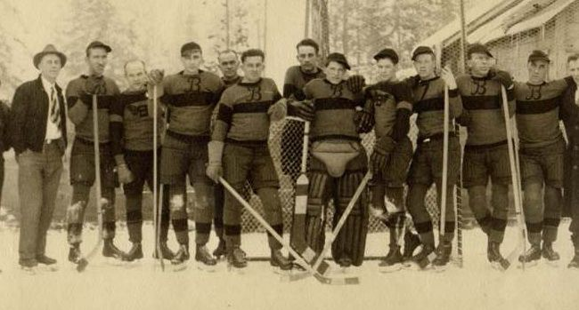 1936-bralorne-hockey-team